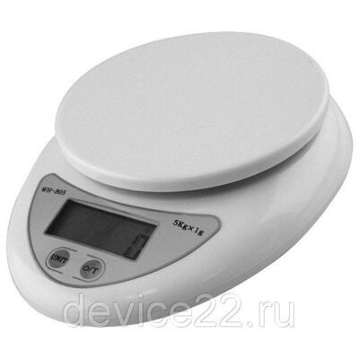 Весы кухонные Electronic Kitchen Scale WH-B05