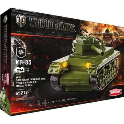 Конструктор World of tanks КВ-85