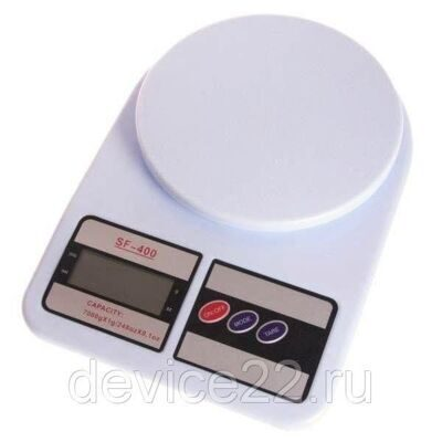Весы кухонные Electronic Kitchen Scale SF-400